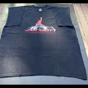 Air Jordan T Shirt, Black, Sz. 3XL